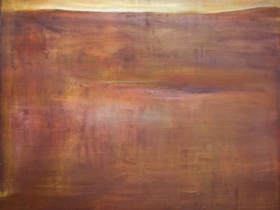 el namib, 42″ x 46″
