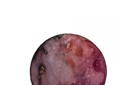 Spheres 20. 12″ x 16″ Watercolor on paper